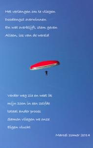 Parapenten tekst 2 -Marcel